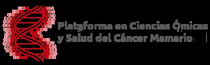 Plataforma Ciencias Ómicas logo